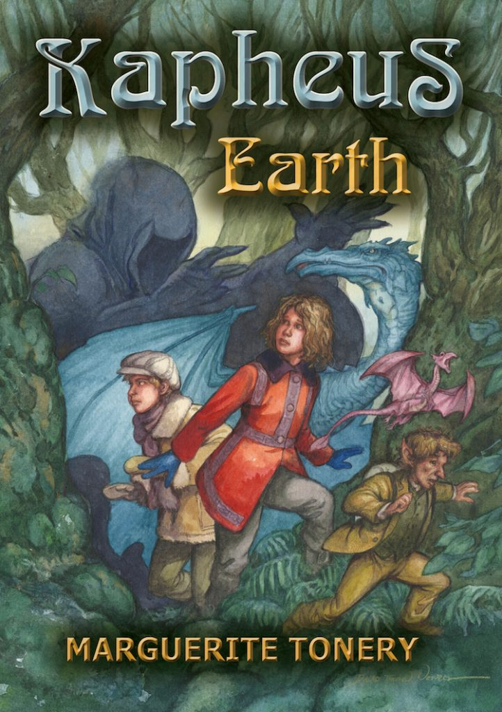 Kapheus Earth Finished Cover