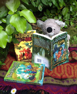 Marguerite Tonery on the World of Kapheus