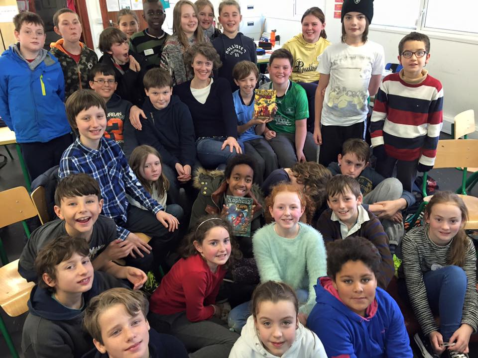World Book Week School Visits
