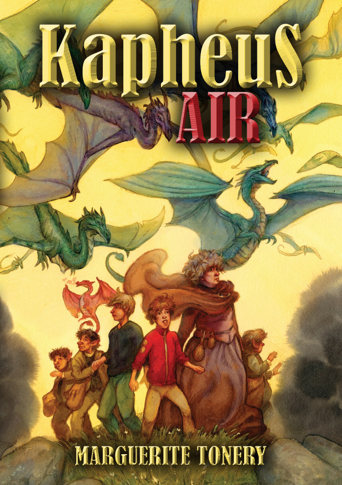 Kapheus Air Finished Cover