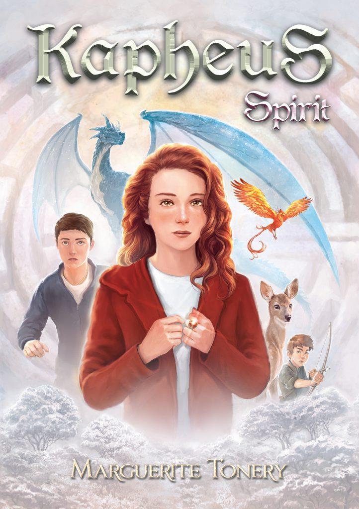 Kapheus Spirit Final Cover