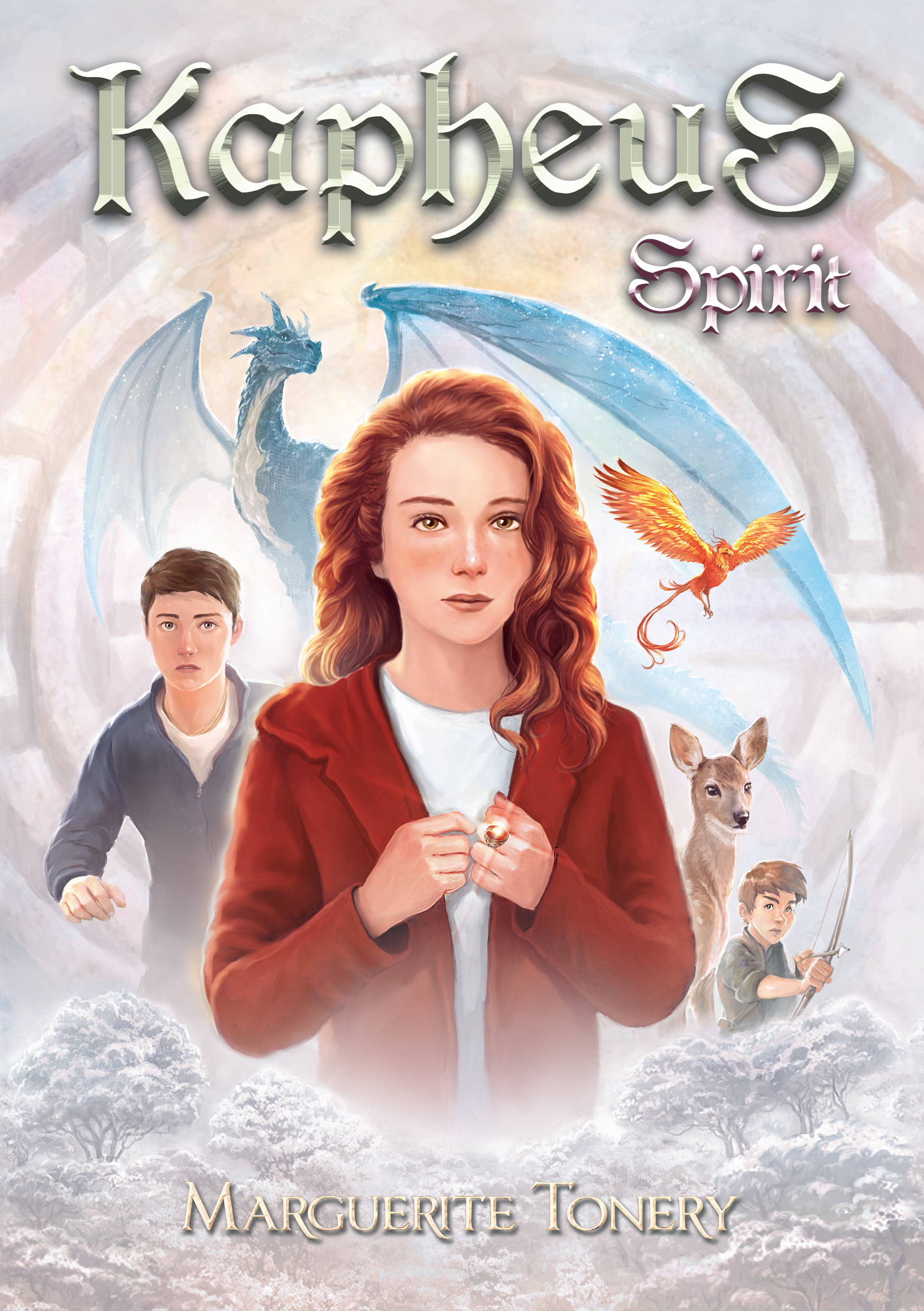 Kapheus Spirit Final Cover