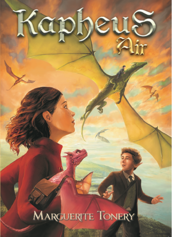 Kapheus Air Revised Cover