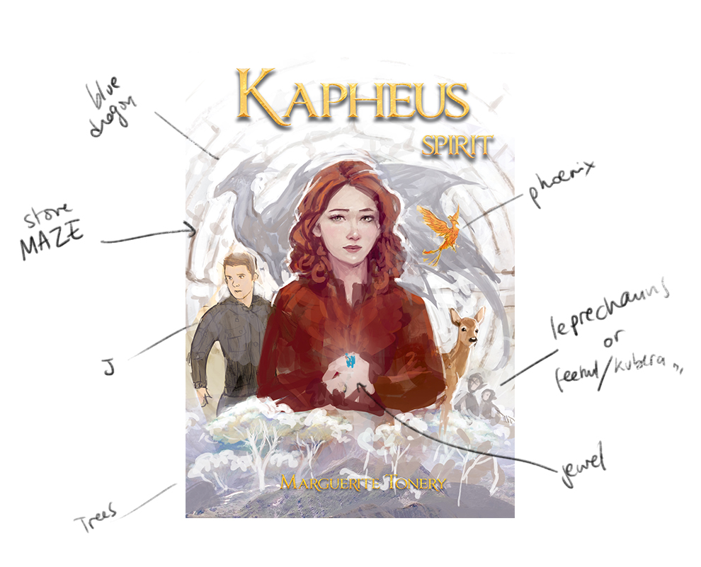 Kapheus Spirit Cover Draft